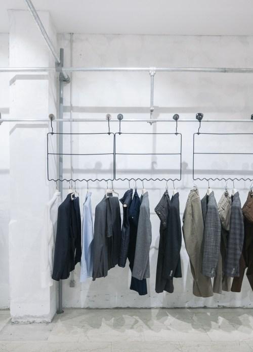 manufacture costume sur-mesure homme ligne