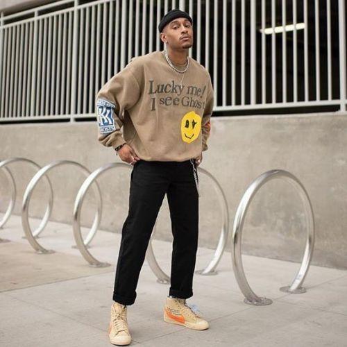 tenue casual sneakers homme couleurs choisir