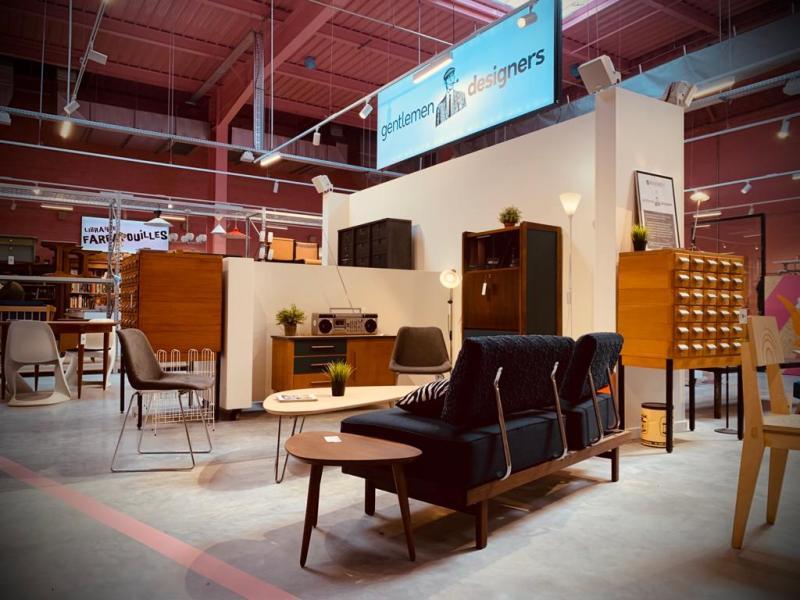 Le mobilier vintage et sur-mesure made in France