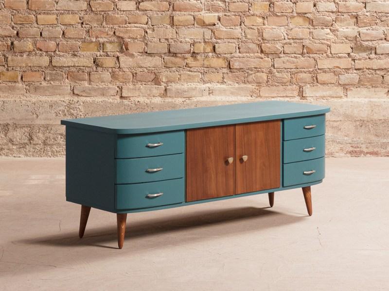 Le mobilier vintage made in France Gentlemen Designers