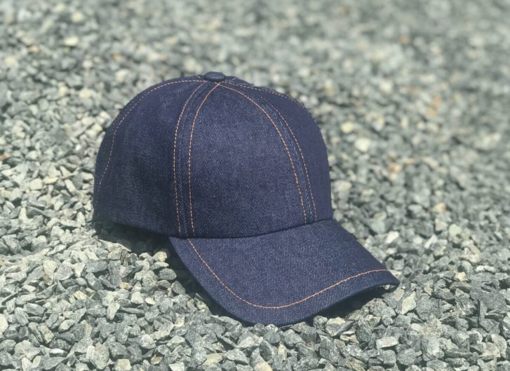 Le Chapoté casquette en jean Test & Avis