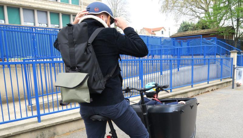 Along, le sac à dos modulable éco-responsable et made in France