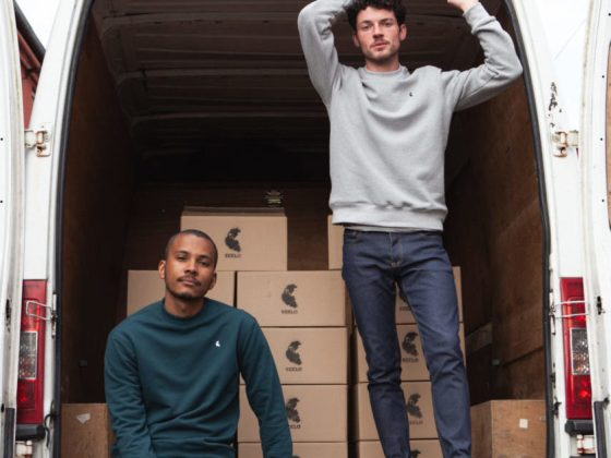Ecclo l'upcycling made in France sweats