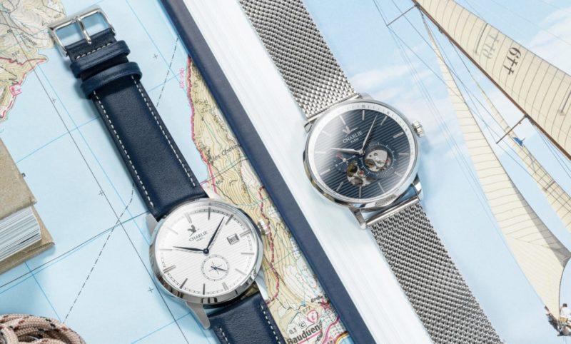 La marque de montre homme Charlie Paris