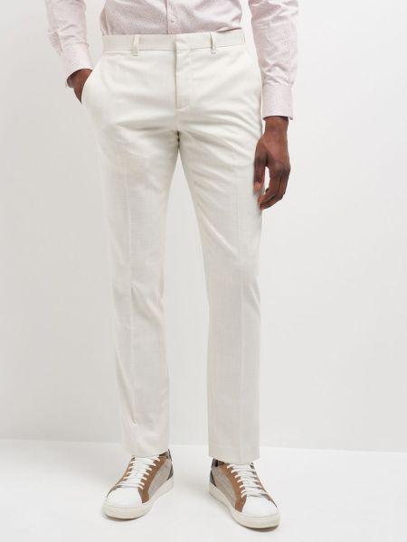 Pantalon blanc de costume Devred