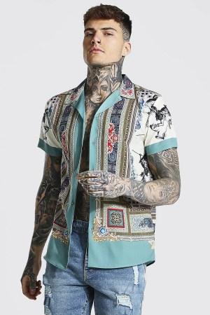 Comment bien choisir sa chemise à imprimé Versace