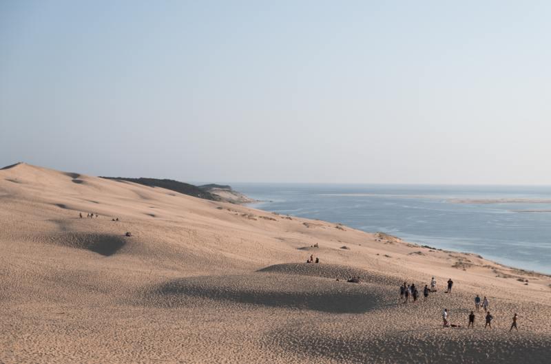 Destinations paradisiaques en France Dune du Pilat