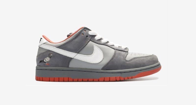 Top 10 sneakers les plus chères du monde Nike Dunk SB Low Staples NYC Pigeon