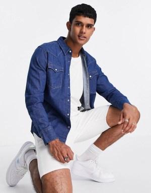 Look de la semaine 47 Chemise en jean bleu Barstow Levi's
