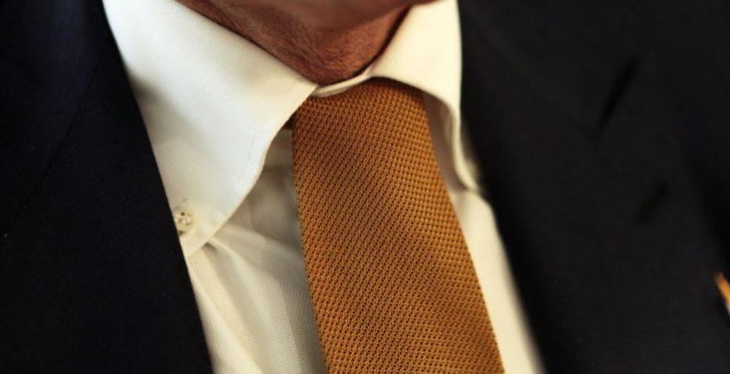 Comment nouer une cravate : Noeud Onassis