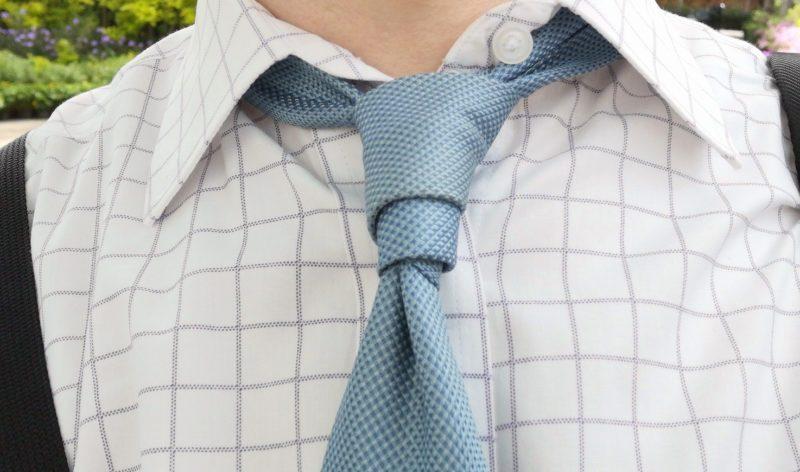 Comment nouer sa cravate : Noeud Van Wijk
