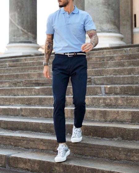 S'habiller pour aller au travail dresscode casual chic