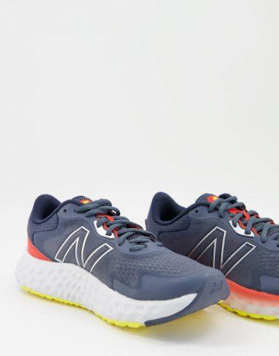 Chaussures de sport new balance colorées