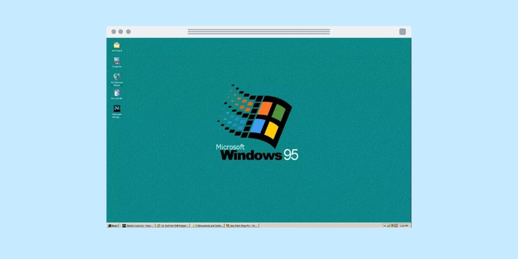 Concoce la historia de Windows
