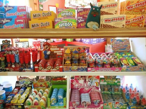 Candy Store Edgar' Pov