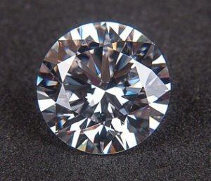 Un diamante blanco