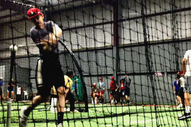 EDGE Indoor Baseball Facility Rental