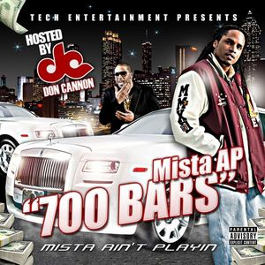 700 Bars Mixtape Artwork