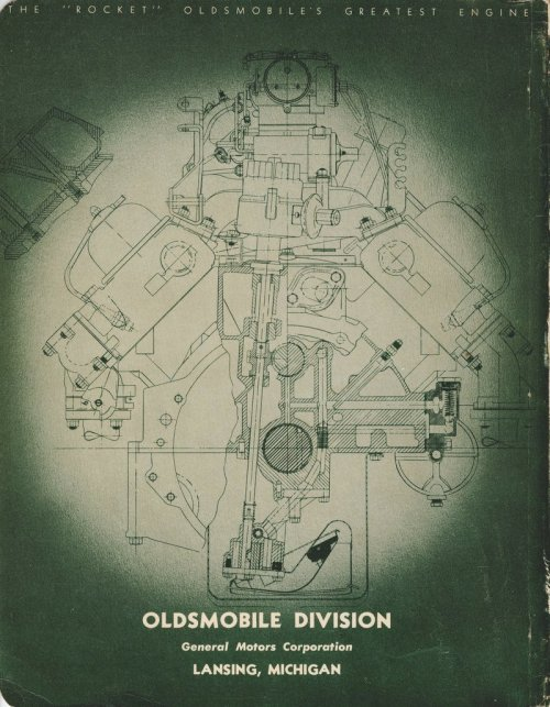 small resolution of  oldsmobile 1949 shop manual 6 and 8