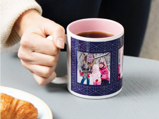 personalised photo mugs affordable