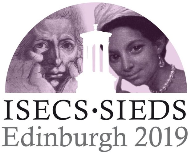 Logo for the International Society of Eighteenth Century Studies 2019 Conference