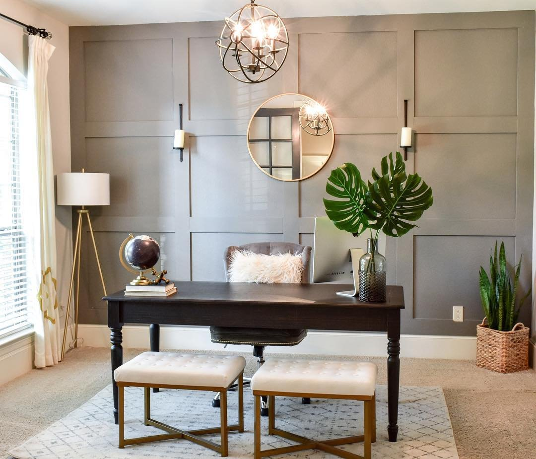 home office lighting ideas for chic