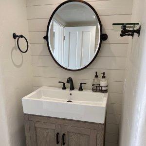 modern farmhouse 31 5 single sink vanity