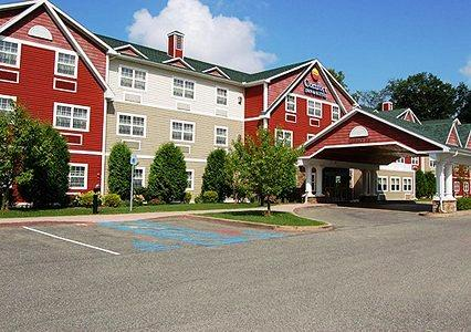 Fairfield Inn And Suites By Marriott Lenox Great Barrington