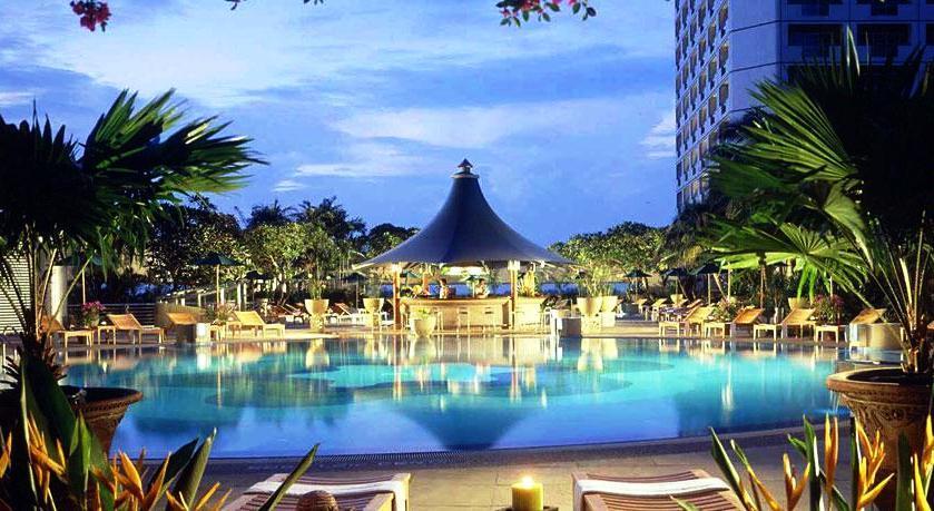 Fairmont Singapore  Compare Deals