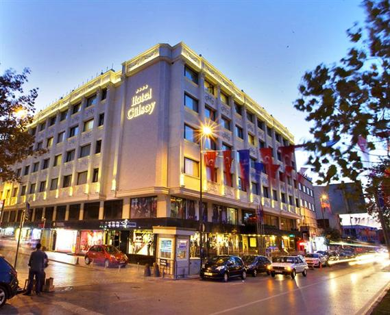 Grand Hotel Gulsoy Istanbul  Compare Deals