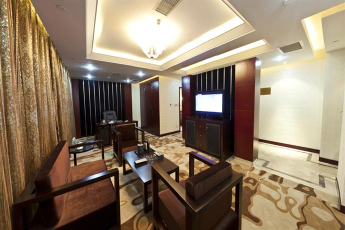 Bliss International Hotel Weihai Compare Deals