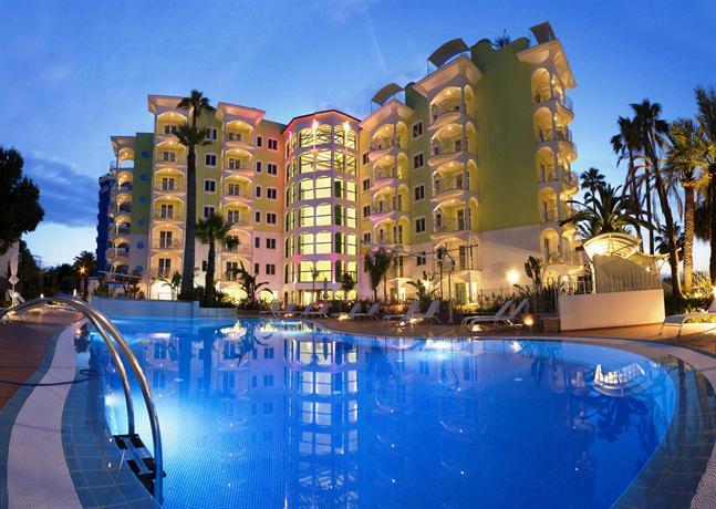 Smeraldo Suite Hotel  Spa San Benedetto del Tronto