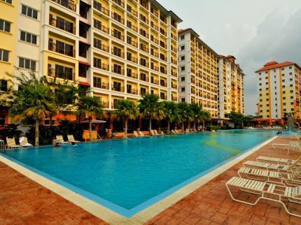 Suria A Apartment Bukit Merah Semanggol Compare Deals
