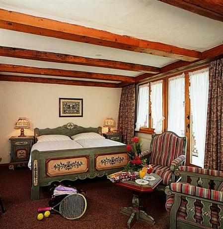 Hotel Alphorn Gstaad Compare Deals