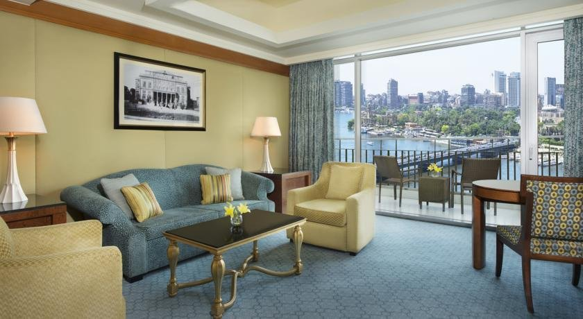The Nile Ritz Carlton Cairo Compare Deals
