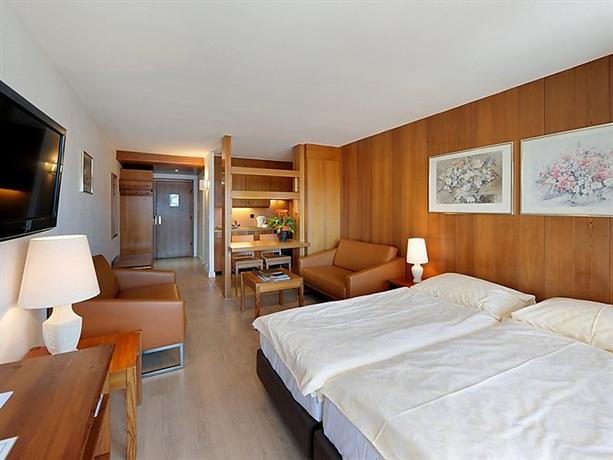 Helvetia Intergolf Hotel Apparthotel Crans Montana