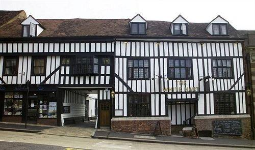 The White Hart Hotel St Albans  Compare Deals