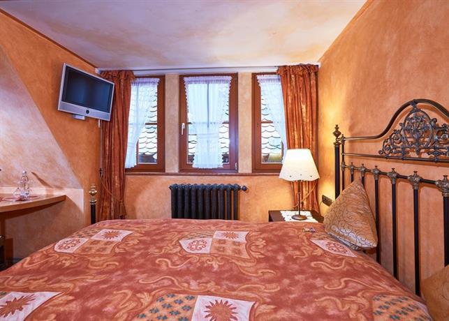 Historik Hotel Gotisches Haus Garni Rothenburg Ob Der