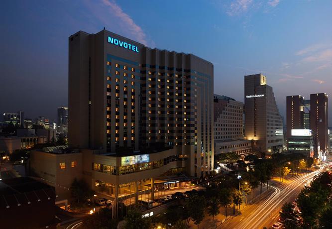 Novotel Ambassador Seoul Gangnam Compare Deals