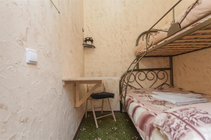 Hotel Winterfell On Smolenskaya Moscow Compare Deals