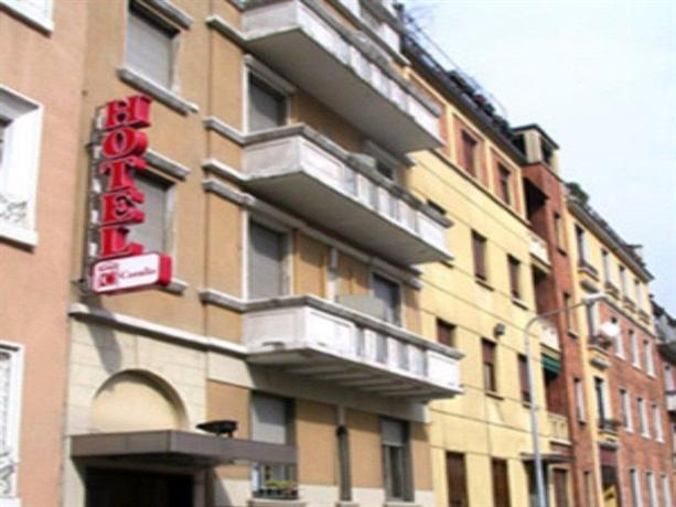 Hotel Corallo Milan Compare Deals
