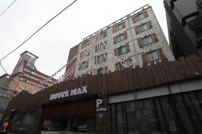 Max Hotel Daejeon Compare Deals