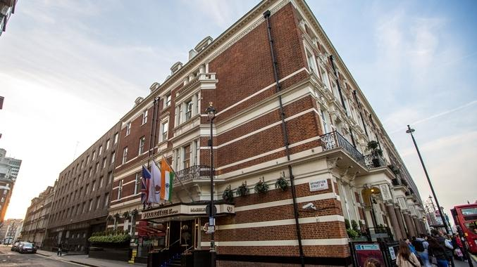 Doubletree By Hilton Hotel London Marble Arch Compare Deals