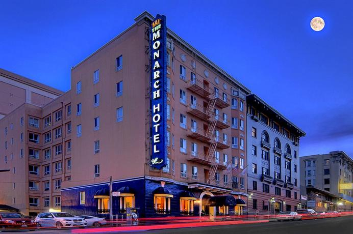 Monarch Hotel San Francisco  Compare Deals