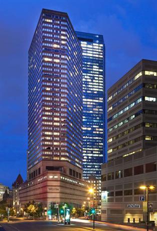 The Westin Copley Place Boston  Compare Deals