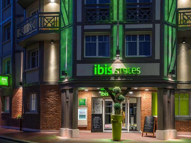 Ibis Styles Deauville Centre Compare Deals