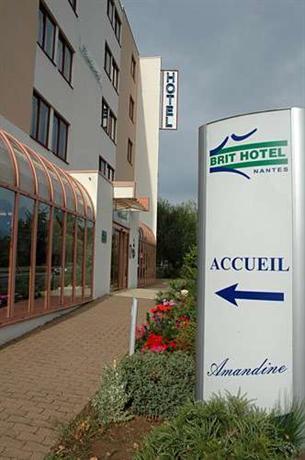Brit Hotel Nantes La Beaujoire L Amandine Compare Deals
