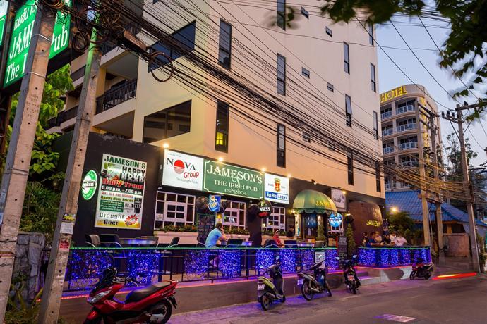 Nova Park Hotel Pattaya Compare Deals