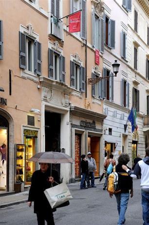 Residenza Frattina Rome Compare Deals