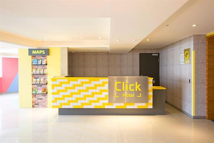 Click Hotel Taipei Main Station Branch Taipei City